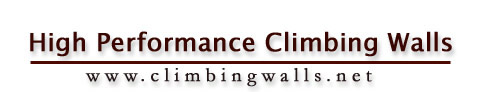 High Performance Climbing Walls Logo