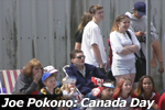 Joe Pokono: Canada Day (HIGH QUALITY)