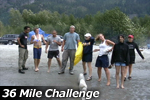36 Mile Challenge