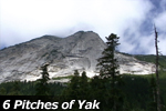 6 Pitches of Yak Peak